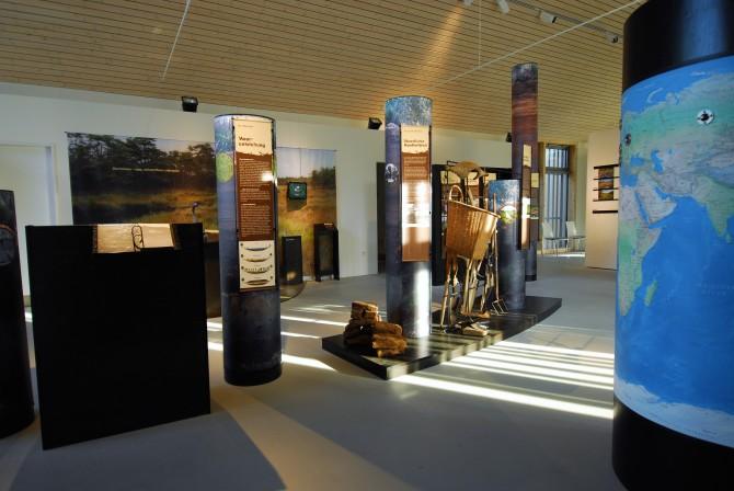 Mooriz-Ausstellung